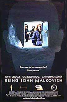 A review of spike jonzes movie being john malkovich